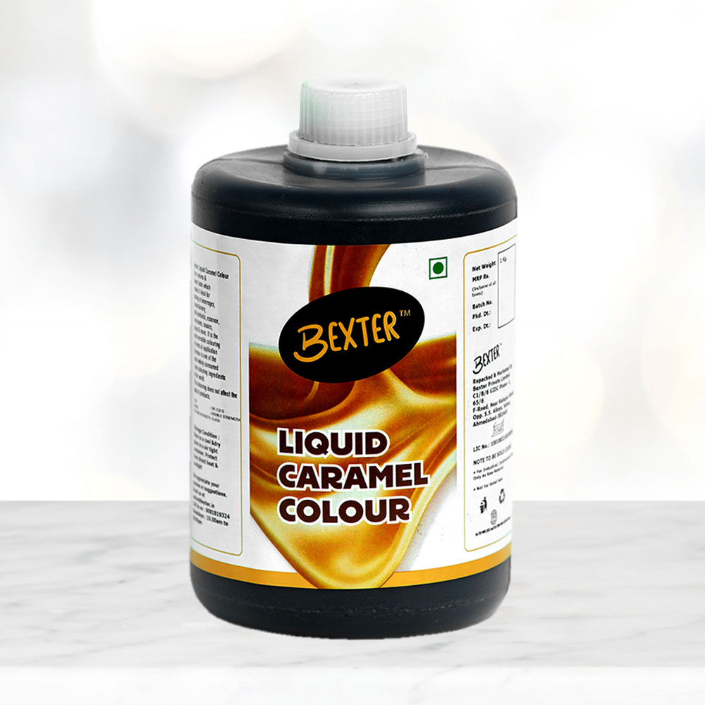 Liquid Caramel Colour 1 Kg Bottle